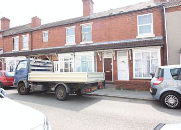Thumbnail 2 bedroom terraced house for sale in Tenanted Residential Investment, Ivanhoe Street, Dudley