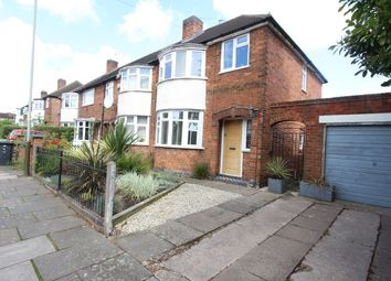 Thumbnail 3 bed end terrace house for sale in Abbey Rise, Leicester