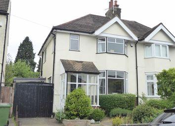 Thumbnail 3 bed semi-detached house for sale in Beechcroft Road, Bushey, Bushey