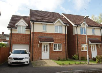 Thumbnail 3 bed detached house to rent in Kimber Close, Tidworth