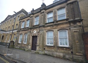 Thumbnail 1 bed flat to rent in 83 Canute Road, Southampton, Hampshire