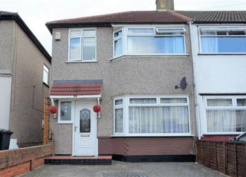 Thumbnail 3 bed end terrace house for sale in Mayfair Road, Dartford