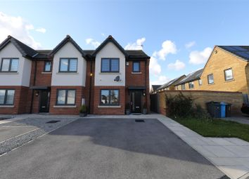 Thumbnail 3 bed end terrace house for sale in Twickenham Close, Hull