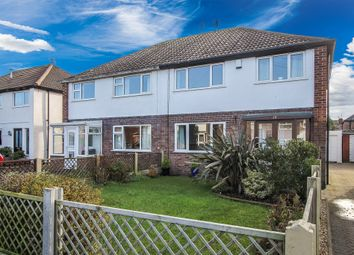 Thumbnail 3 bed semi-detached house to rent in Taywood Road, Thornton-Cleveleys