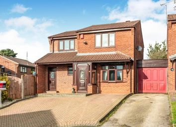 Thumbnail 3 bed link-detached house for sale in Stone Pine Close, Hednesford, Cannock, Staffordshire