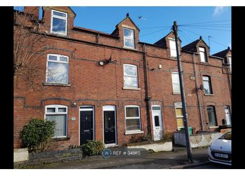 Thumbnail 4 bed terraced house to rent in Ransom Road, Nottingham
