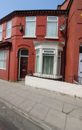 Thumbnail 3 bedroom terraced house to rent in City Road, Liverpool