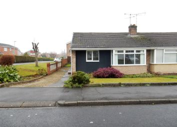 Thumbnail 2 bed semi-detached bungalow for sale in Windsor Road, Carlton-In-Lindrick, Worksop