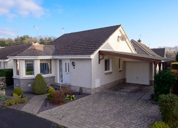 Thumbnail 2 bed bungalow for sale in Lennel Mount, Coldstream