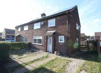 Thumbnail 3 bed semi-detached house for sale in Larch Grove, Bamber Bridge, Preston