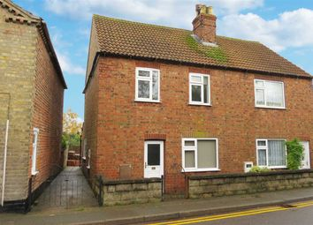 Thumbnail 3 bed semi-detached house to rent in Hawthorn Drive, Fen Road, Billinghay, Lincoln