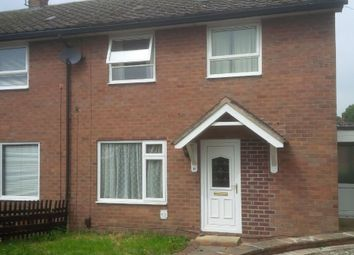 Thumbnail 2 bed semi-detached house to rent in Gravelly Drive, Newport