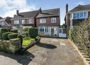 Thumbnail 3 bed detached house for sale in Underwood Road, Birmingham
