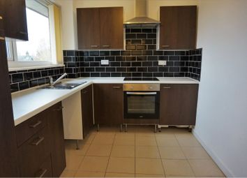 Thumbnail 2 bed flat to rent in Bunkers Lane, Healey, Batley