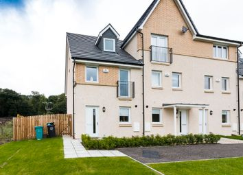 Thumbnail 3 bed town house for sale in Miles End, Kilsyth, Glasgow