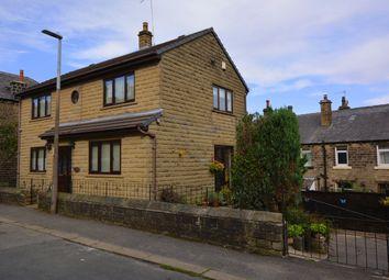 Thumbnail 3 bed detached house for sale in Grange Avenue, Marsden, Huddersfield