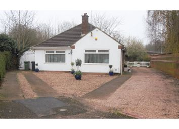 Thumbnail 4 bed detached bungalow for sale in Franklyn Crescent, Peterborough