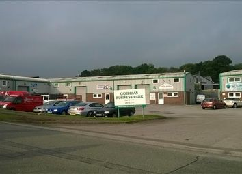 Thumbnail Light industrial for sale in Unit 3, Cambrian Business Park, Queens Lane, Bromfield Industrial Estate, Mold, Flintshire