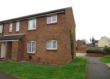Thumbnail 1 bedroom maisonette for sale in Charlock Path, Swindon