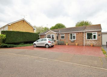Thumbnail 3 bed detached bungalow for sale in Greenfield Drive, Great Tey, Colchester, Essex