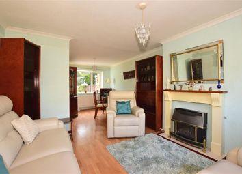 2 bed semi-detached house for sale in Heron Road, Birds Estate, Larkfield, Kent ME20