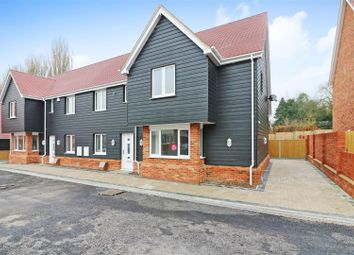 Thumbnail 4 bed semi-detached house for sale in Woodnesborough Lane, Eastry, Sandwich