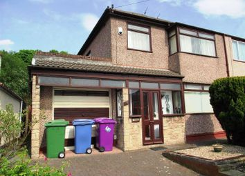 Thumbnail 3 bedroom semi-detached house for sale in Rosemont Road, Liverpool