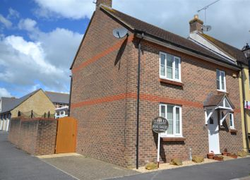 Thumbnail 3 bed end terrace house for sale in Garland Crescent, Dorchester