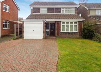 Thumbnail 4 bed detached house for sale in Wessex Drive, Western Park, Leicester