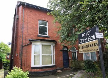 Thumbnail 1 bedroom maisonette to rent in Delph Hill, Chorley Old Road, Bolton