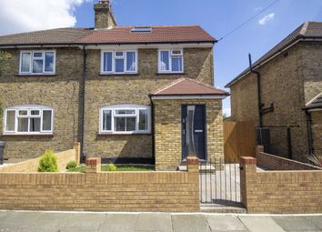 Thumbnail 4 bed semi-detached house for sale in Prospect Crescent, Whitton, Twickenham