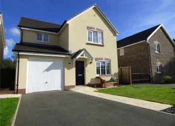 Thumbnail 4 bed detached house for sale in Rose Close, Pembroke, Pembrokeshire