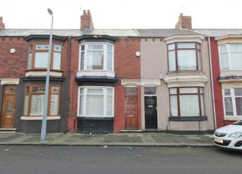 Thumbnail 1 bed flat to rent in Clive Road, Middlesbrough, North Yorkshire