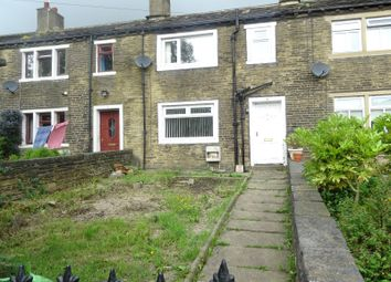 Thumbnail 2 bed cottage for sale in New Row, Daisy Hill, Bradford