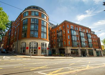 Thumbnail 2 bed flat for sale in Pilcher Gate, Nottingham