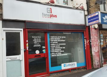 Thumbnail Retail premises to let in Leytonstone High Road, London
