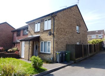 Thumbnail 1 bed flat for sale in Eider Close, St. Mellons, Cardiff