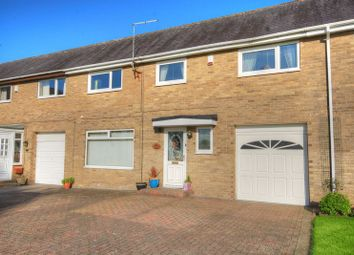 Thumbnail 3 bed terraced house for sale in Beechlea, Stannington, Morpeth
