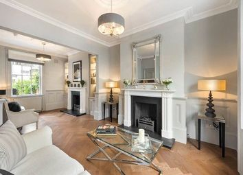 Thumbnail 4 bed terraced house to rent in Halsey Street, Chelsea