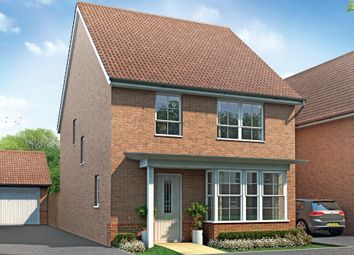 "Thumbnail 4 bedroom detached house for sale in ""Chesham"" at Weddington Road, Nuneaton"