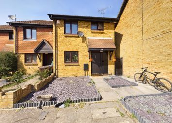 Thumbnail 3 bedroom end terrace house for sale in Brookside Close, Feltham