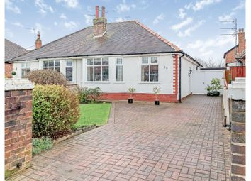 Thumbnail 2 bed semi-detached bungalow for sale in Fairhaven Road, Southport
