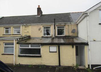 Thumbnail 3 bedroom terraced house for sale in Charles Row, Maesteg, Bridgend.
