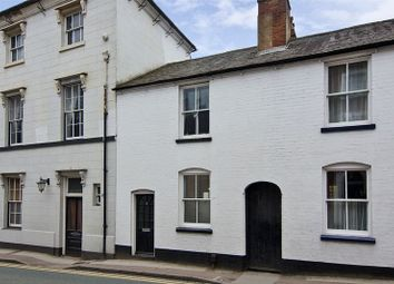 Thumbnail 2 bed terraced house for sale in Beacon Street, Lichfield