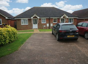 Thumbnail 2 bed semi-detached bungalow for sale in The Oaks, Mattishall, Dereham, Norfolk