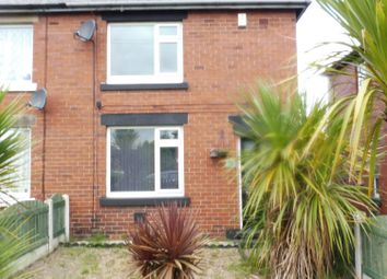 Thumbnail 2 bed semi-detached house to rent in North Street, Darfield