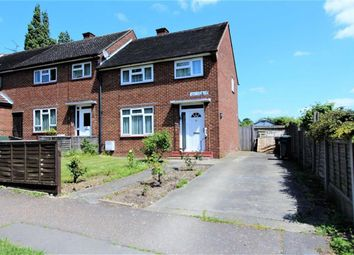 Thumbnail 3 bed end terrace house for sale in Colson Road, Loughton