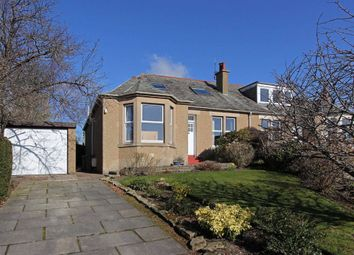 Thumbnail 4 bed semi-detached house for sale in Gardiner Grove, Edinburgh