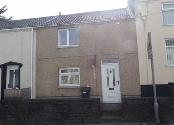 Thumbnail 2 bed terraced house to rent in Monk Street, Aberdare, Rhondda Cynon Taf