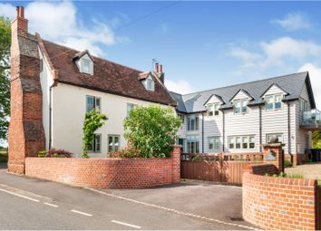 Thumbnail 5 bed detached house for sale in Priory Road, Campton